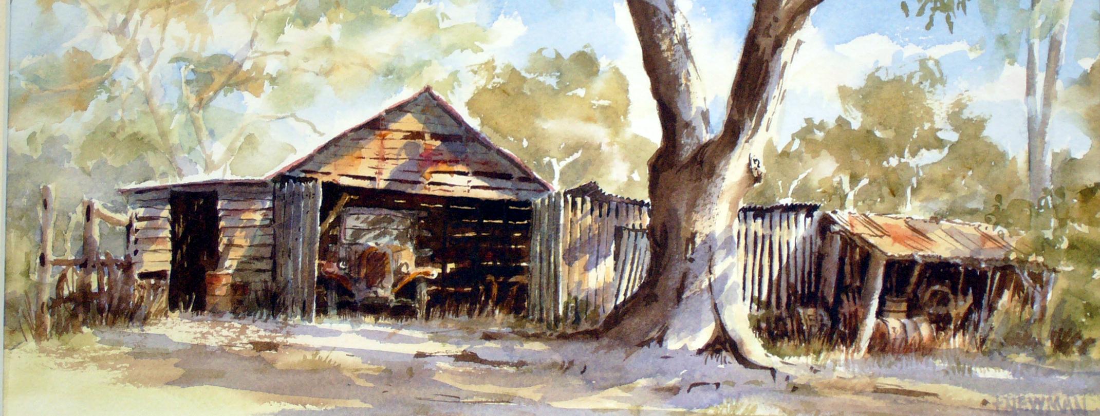 Outback Australia John Newman