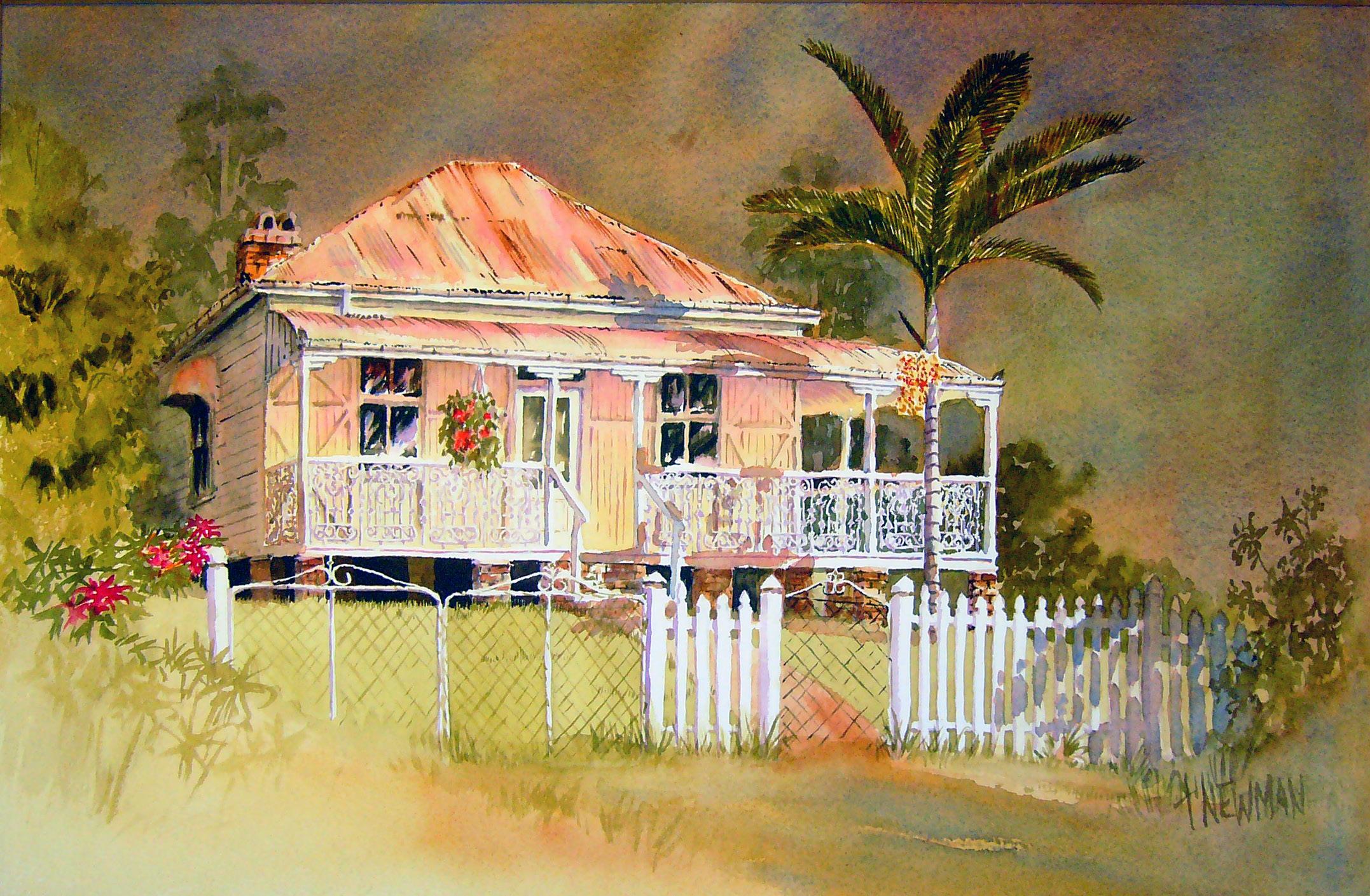 Acrylic Paint Brisbane