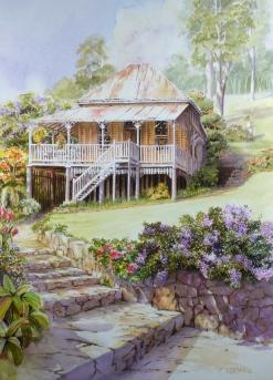 QLD Garden step 8