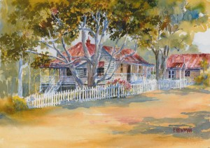 Notts Cottage, Kenilworth Homestead