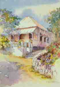 Paddington Cottage 1