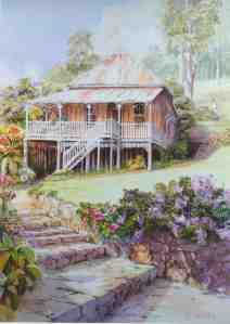 Quensland Garden