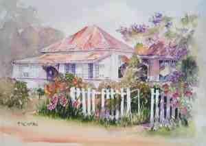 West End Cottages 1