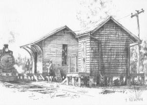 Amamoor Station