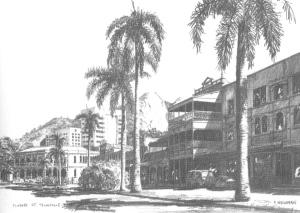 Flinders St., Townsville