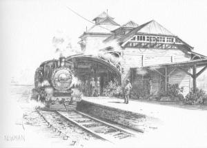 Gympie Station