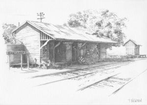 Kandanga Station