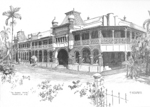 The Queens Hotel, Townsville 2
